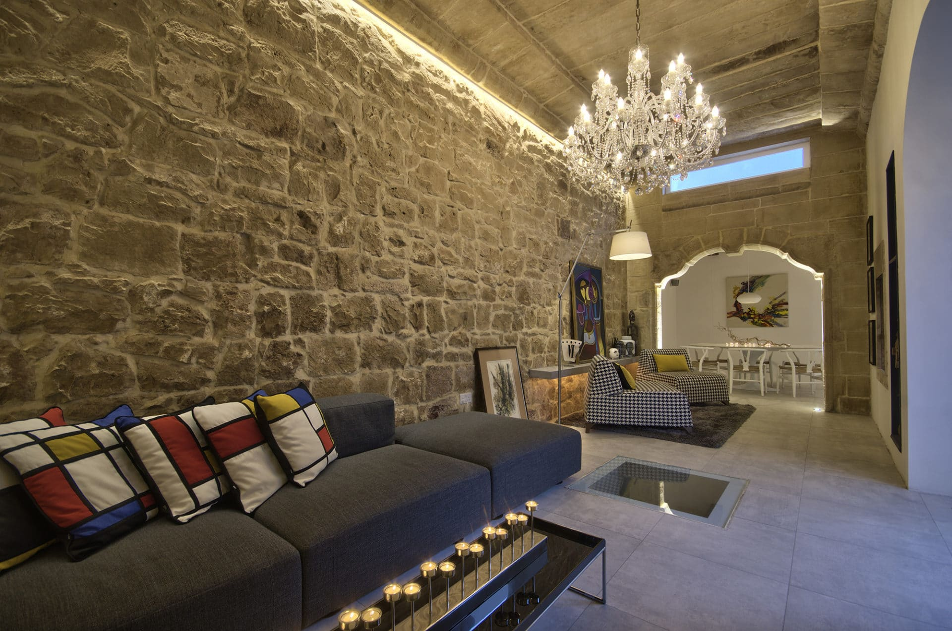 Living Space – Old & New