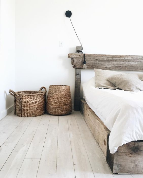 Wabi-sabi - simplicity, wood, texture